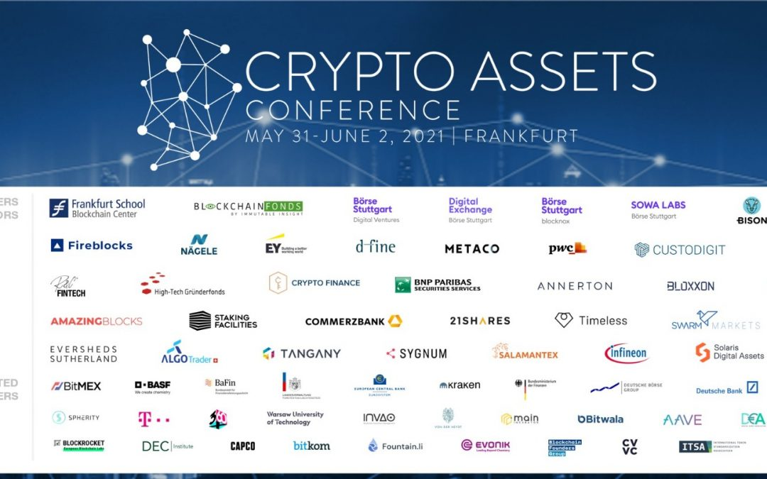 Frankfurt School of Finance & Management: Crypto Assets Conference am 31. Mai und 1./2. Juni 2021