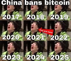 China verbietet seinen Banken den Bitcoin-Handel